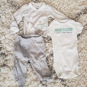 JOY by Carter's Baby Outfit